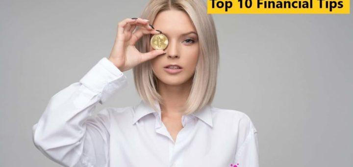 Money Management Top 10 Financial Tips
