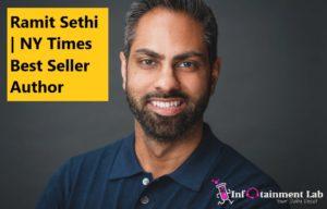 Ramit Sethi - NY Times Best Seller - Author of iwillteachyoutoberich.com