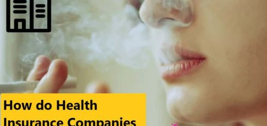 how do health insurance companies know if you smoke