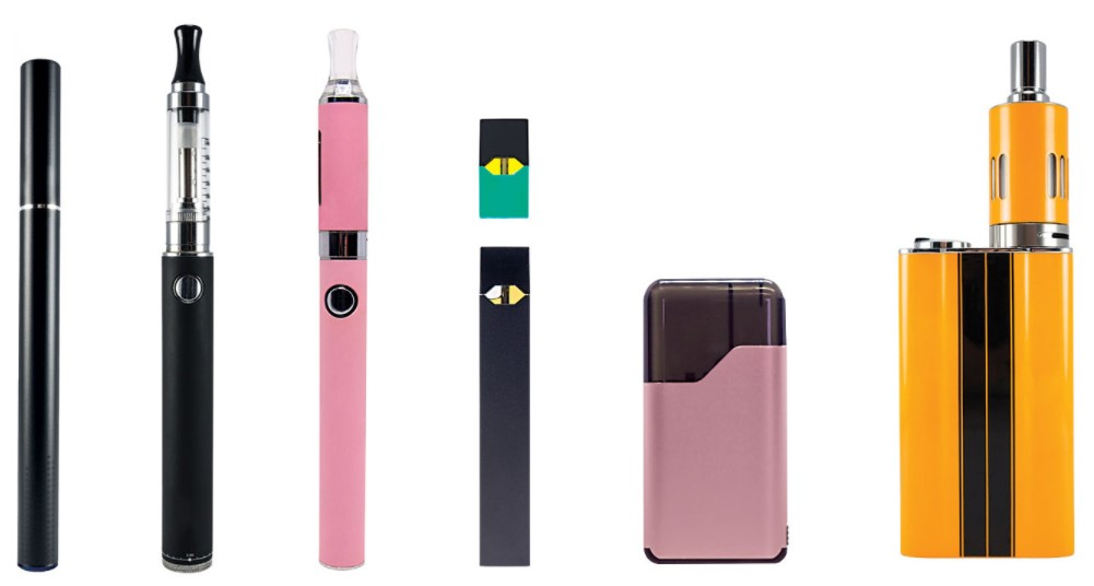 Vaping and Health Insurance