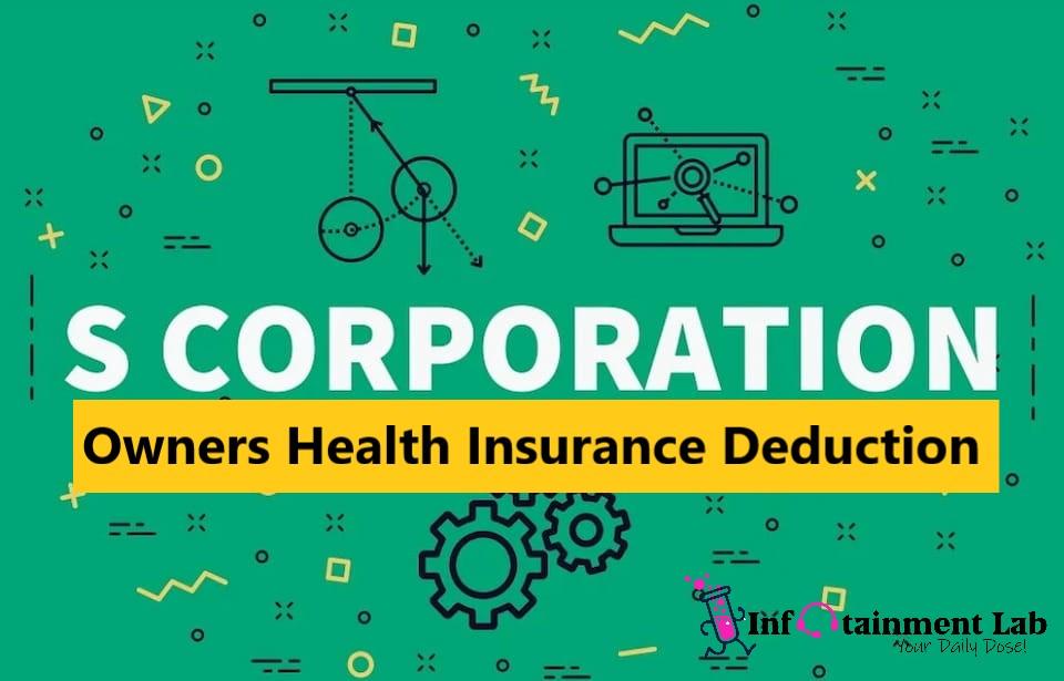 S-corporation s Shareholders Health Insurance Expense Management1