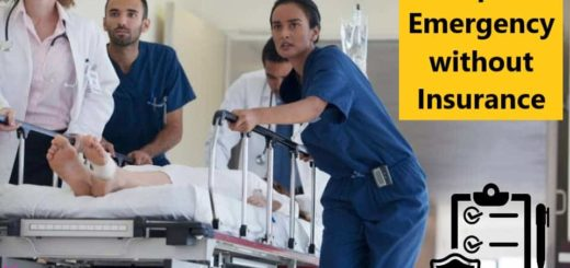 What Happens If You go to the Hospital Emergency without Insurance