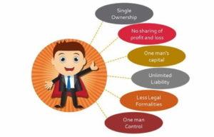 Business Owner Structure - Sole Proprietorship