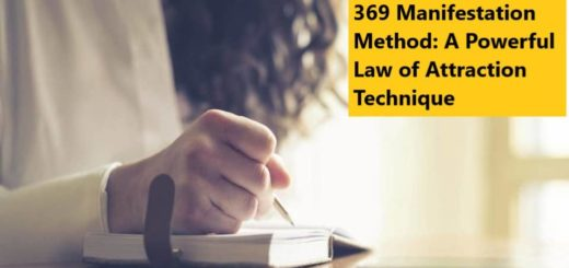 Featured Image - 369 Manifestation Method