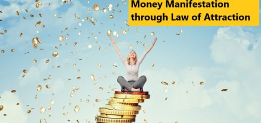 Featured Image - Money Manifestation through Law of Attraction