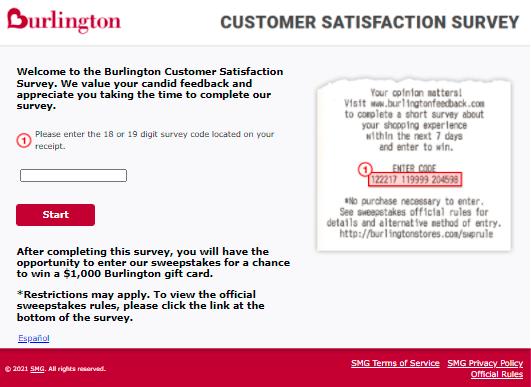 Burlington-Feedback-Survey-Homepage-@-www.burlingtonfeedback.com_