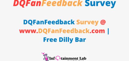 DQFanFeedback-Survey-@-www.DQFanFeedback.com