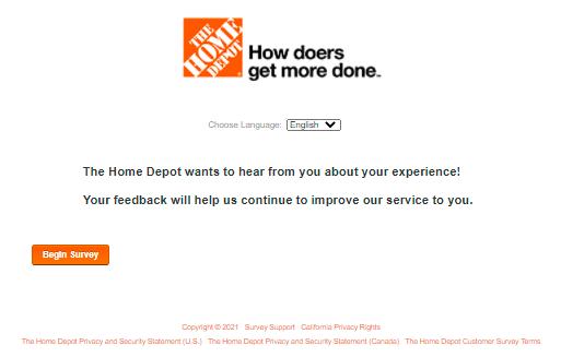 Home-Depot-Survey-Homepage-At-www.HomeDepot.com-survey