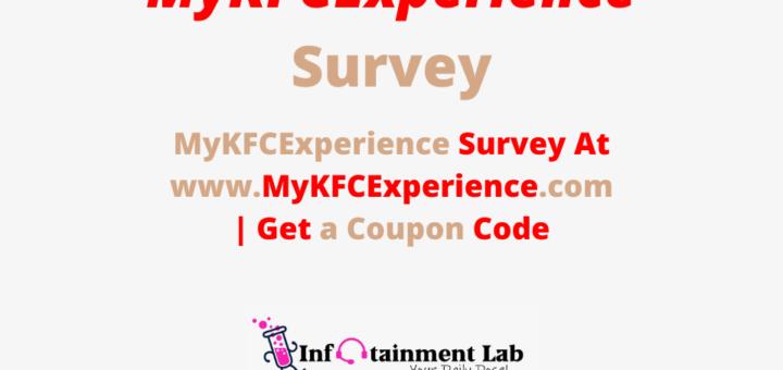 MyKFCExperience-Survey-At-www.MyKFCExperience.com
