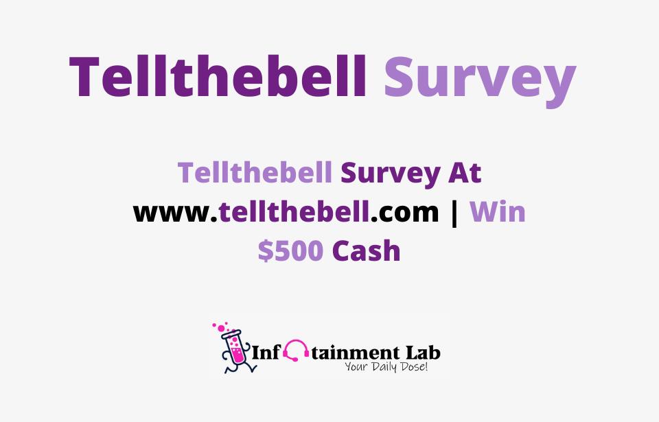 Tellthebell-Survey-At-www.tellthebell.com