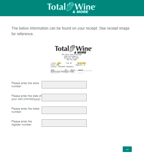 Total-Wine-Survey-Homepage-at-www.TellTotalWine.com